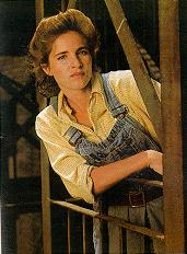 Jessica Steen from Homefront
