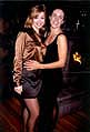 Jessica Steen and Sharon Lawrence